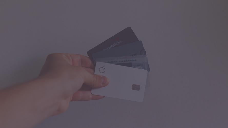 credit card lilla